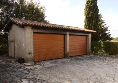 Fourniture et pose de portails de garage