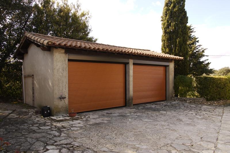 Miroiterie vitrage sur fen tres acier gardes corps la for Reparer une porte de garage basculante
