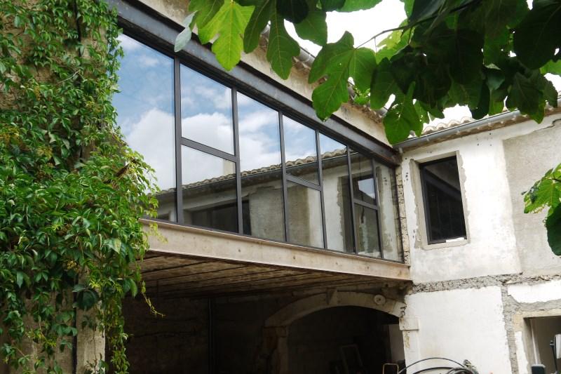 La sommi roise menuiseries aluminium et pvc v randas for Fenetre type atelier exterieur